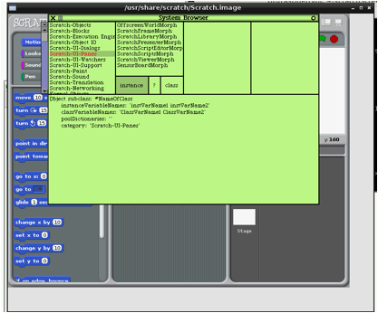 PiFace – Scratch with PiFace Digital – Setting Up Scratch to