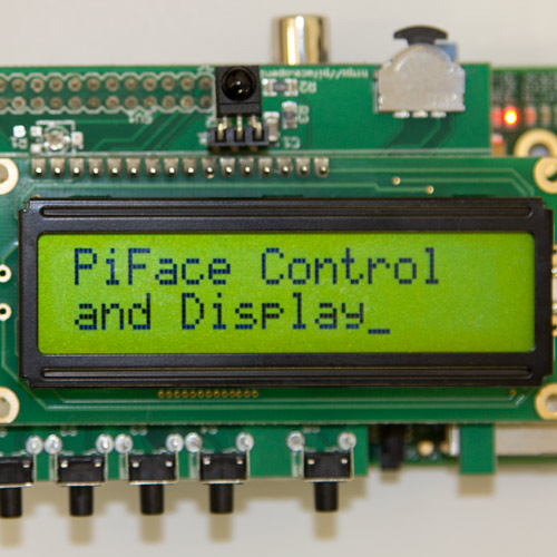 PiFace Display