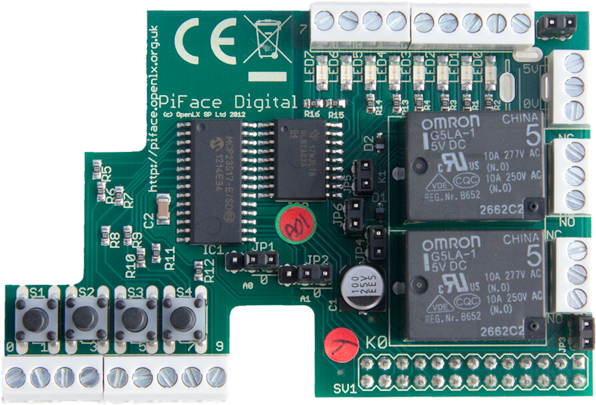 Image of PiFace Digital